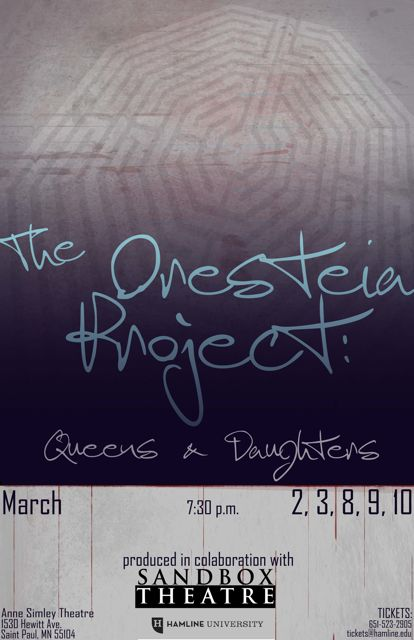 The Oresteia: Queens and Daughters