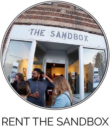 Rent the Sandbox